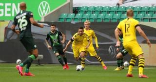 कोरोना कहरबीच जर्मनीमा फुटबल सुरुः बुन्डेसलिगामा बोरुसिया डर्टमुन्ड विजयी