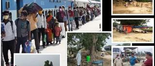 भारतीय रेल नेपाली सीमातिर सोझिएः प्रवेश गरे ६ दिनमा १ सयभन्दा धेरै कोरोना संक्रमित