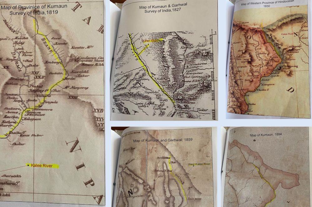 लिम्पियाधुरा नेपालमै पर्छ भन्ने अर्को प्रमाण फेला पर्योः चन्द्र शमशेरको पत्र