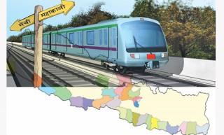 यही महिनाभित्र नेपालमा रेल आइपुग्ने