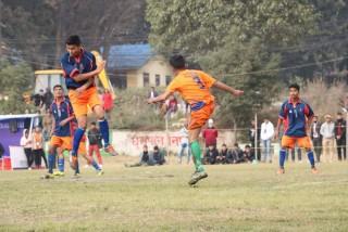 निःशुल्क जुनियर फुटबल प्रशिक्षण शुरु