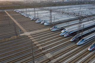 चीनमा एकैवर्ष १ हजार ३ सय १० किलोमिटर रेलवे विस्तार