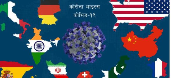 विश्वभर एकैदिन ९ हजारभन्दा बढी कोरोना संक्रमितको मृत्यु, ९४ हजार सिकिस्त