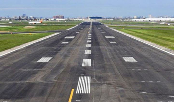 ६३ प्रतिशत सम्पन्न पोखरा विमानस्थलको निर्माण