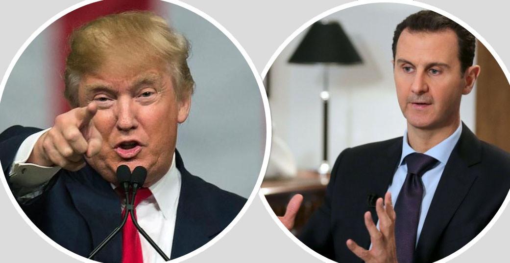 डोनाल्ड ट्रम्पले भने- '३ वर्षपहिले सिरियाका राष्ट्रपतिलाई मार्ने योजना बनाएँ'