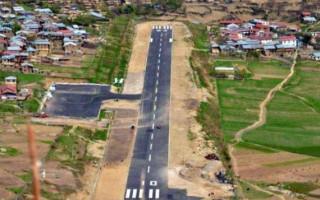 जुम्लाको विमानस्थल विस्तार गरिने