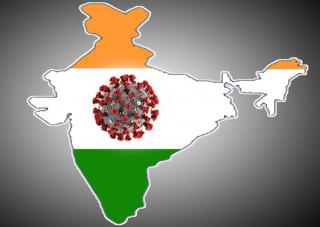 भारतमा कुल सङ्क्रमितको संख्या ६७ लाख ५७ हजार नाघ्यो