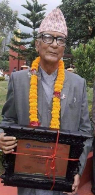 धादिङका पत्रकार सीतारामप्रसाद बर्माको निधन