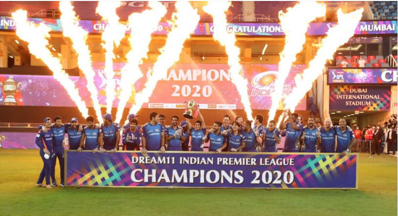 आईपीएल :- मुम्बई इन्डियन्स पाँचौ पटक च्याम्पियन
