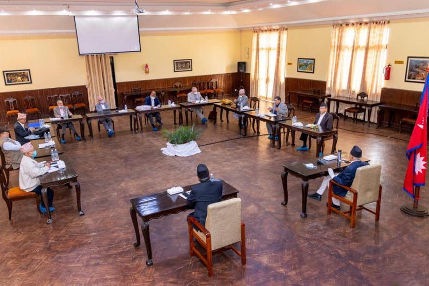 नेकपा सचिवालय बैठक सहमतिमै बस्ने