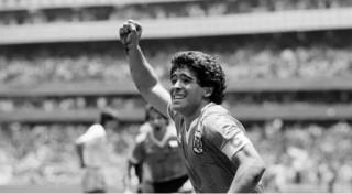 महान अर्जेन्टिनी फुटबलर डिएगो म्याराडोनाको निधन