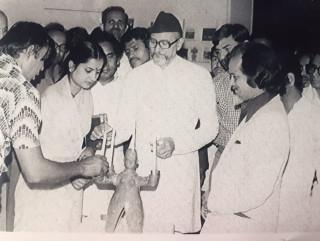 मेरो प्रेरणाको स्रोत बीपी कोईराला: रागिनी