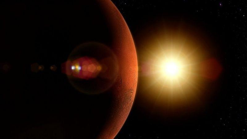 मङ्गल अभियानः यूएई, चीन र अमेरिकाका अन्तरिक्षयानहरू किन एकै समयमा रातो ग्रहमा ?